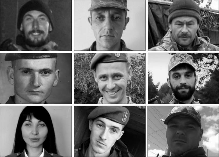 У жовтні Україна втратила 9 бійців ЗСУ:…