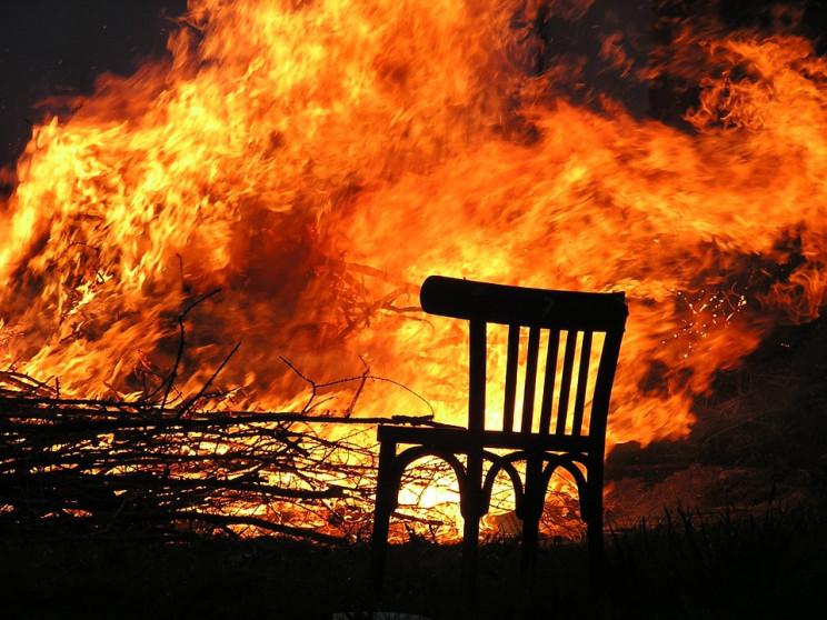 В Адигеї під час пожежі загинула дитина…