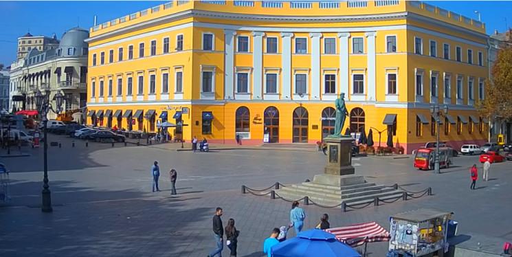 В Одесі суд наклав арешт на напівциркуль…