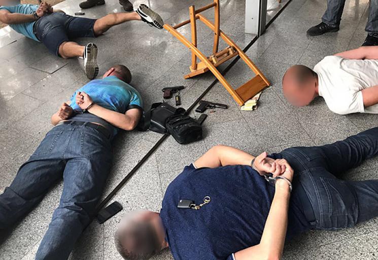 """Оргзлочинність Харкова: Куди поділися """"п…"""