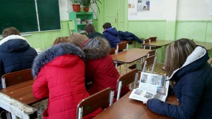 На Харківщині через відсутність опалення…