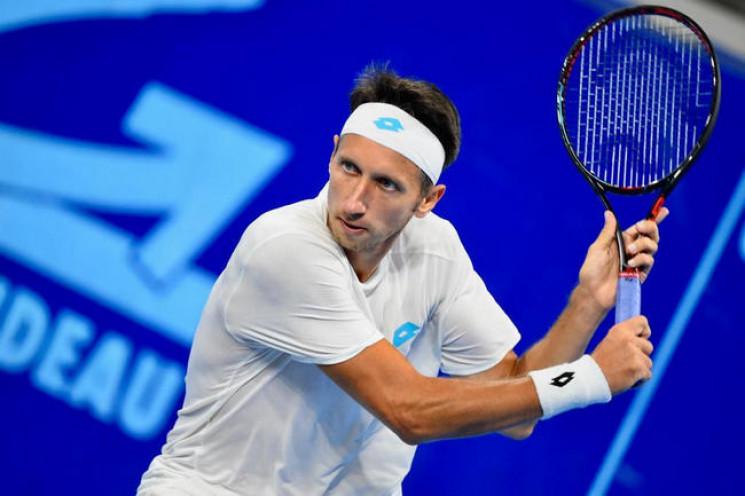 Найкращий український тенісист феєрично…
