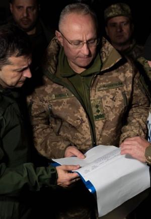 Разведение сил в Петровском: Как россиян…