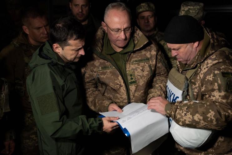 Розведення сил у Петрівському: Як росіян…