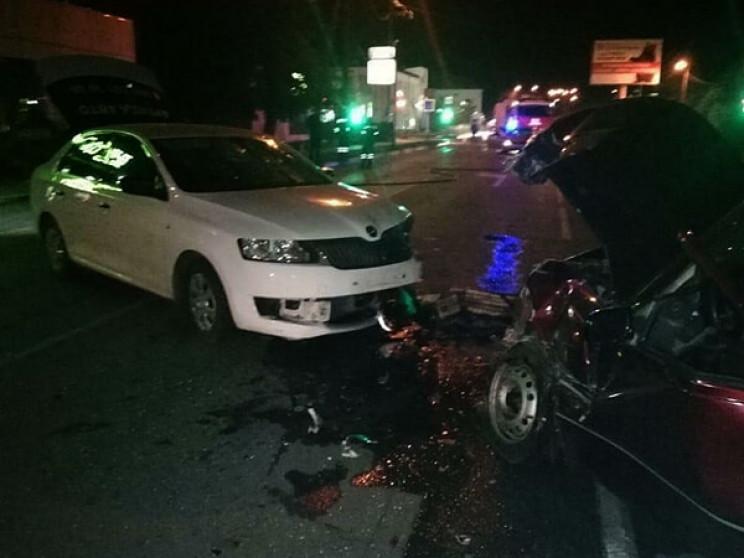 У Слов'янську-на-Кубані внаслідок аварії…