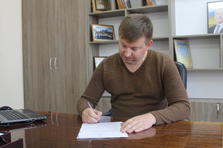 На Одещині голова РДА вирішив піти з пос…