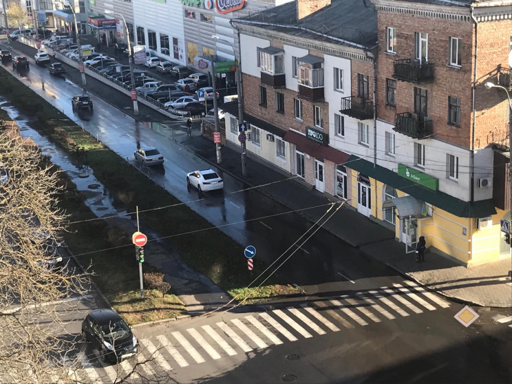 Вулиці Хмельницького заливає водою…