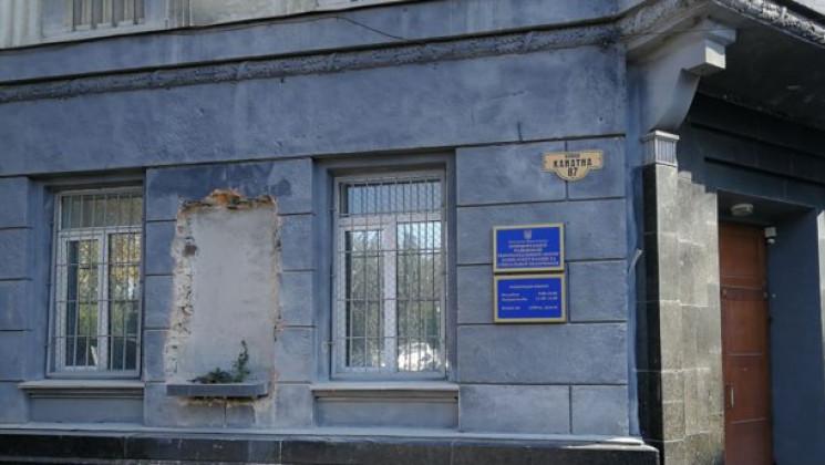В Одесской ОГА считают незаконным демонт…