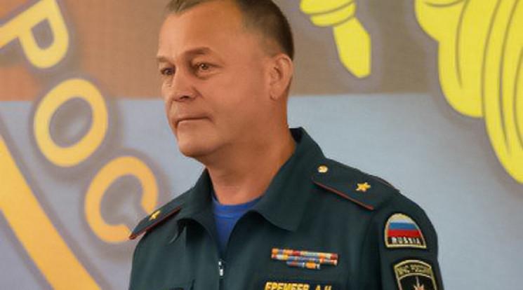 """Путін звільнив головного """"МНСника"""" окупо…"""
