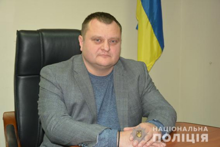 У Миколаєві з'явився новий поліцейський…