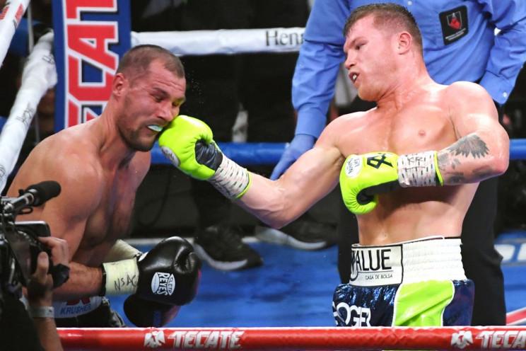 Побитому російському боксеру сенсаційно…