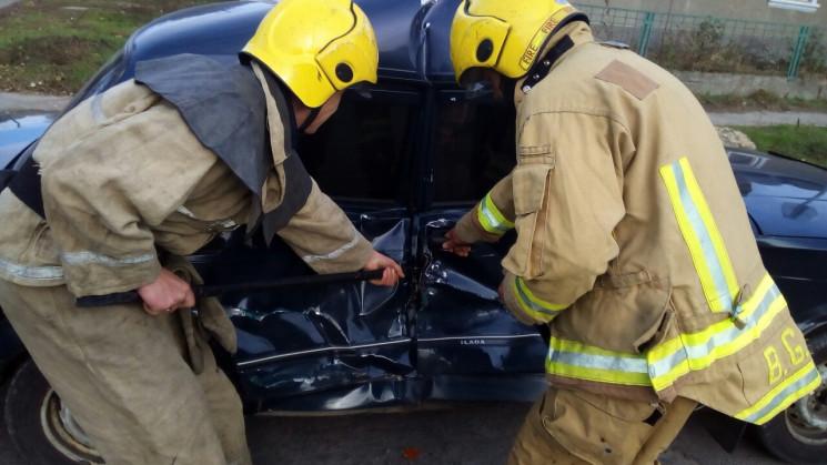 На Херсонщині рятувальники витягли жінку…