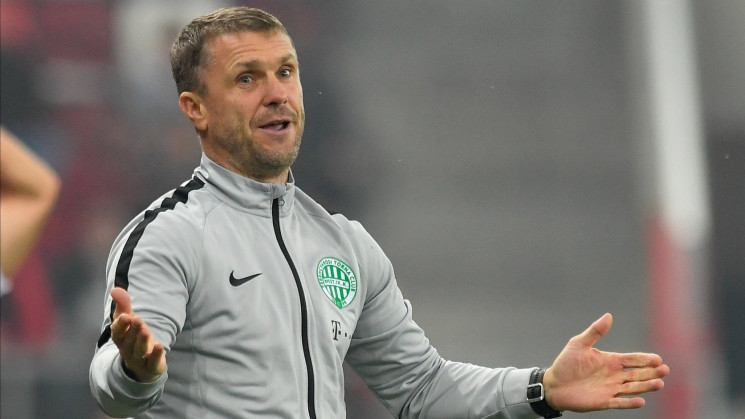 Футбольний тренер Ребров визнав, що недо…