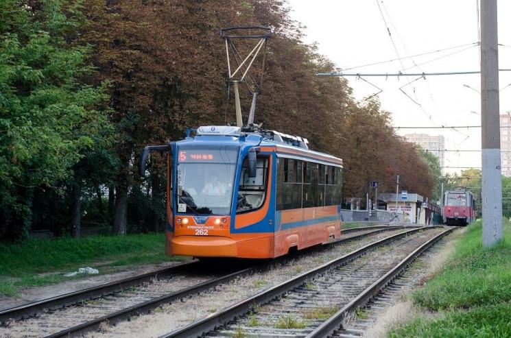 У Краснодарі змінять рух чотирьох трамва…