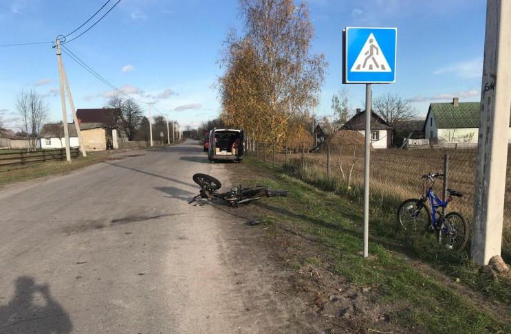 У Володимирецькому районі внаслідок зітк…