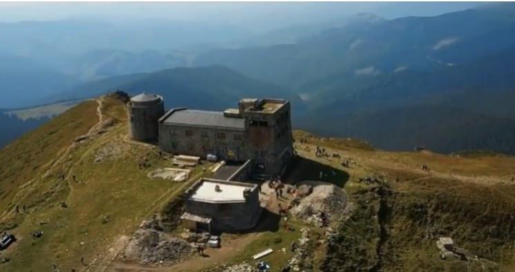 Обсерваторію на горі Піп Іван реставруют…