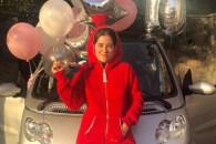 Тоня Матвієнко подарувала дочці круте ав…