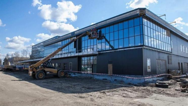 Концесія аеропорту Запоріжжя: Буряк пере…