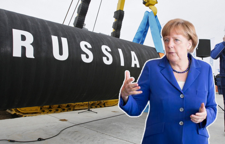 """""""Газовая измена"""": Для чего Меркель спаса…"""