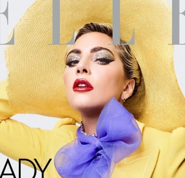 Розкішна Леді Гага знялася у відвертій ф…