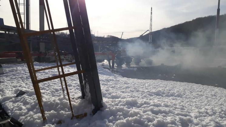 В Новоросійську внаслідок пожежі постраж…