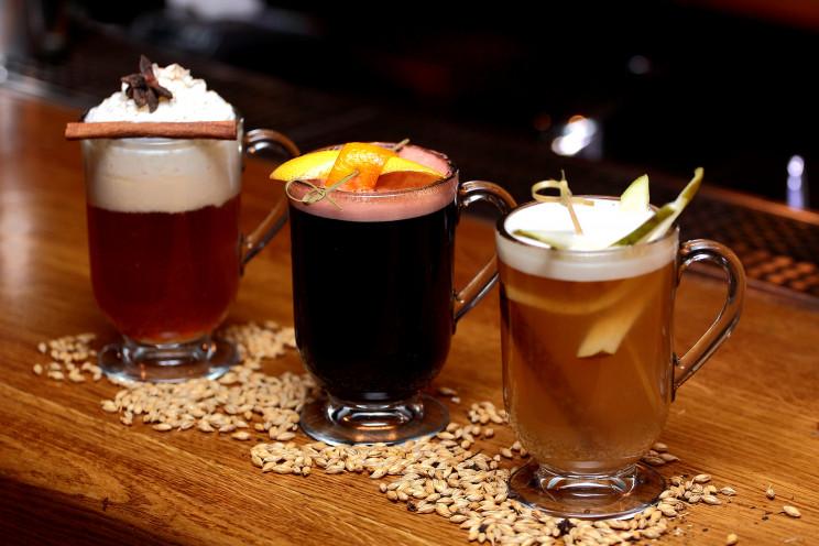 ТОП-5 коктейлів, які зі смаком зігріють…