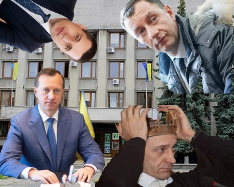 Посадити урядника: Як Ужгородська міськр…