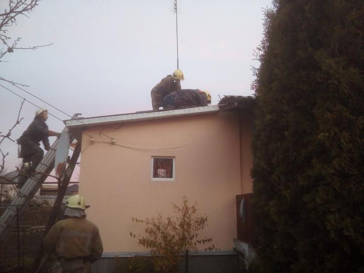 На Сумщині у Глухові пожежа зруйнувала ж…