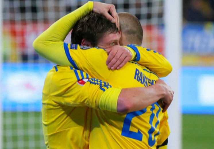 """""""Брате, ти найсильніший"""": Український фо…"""