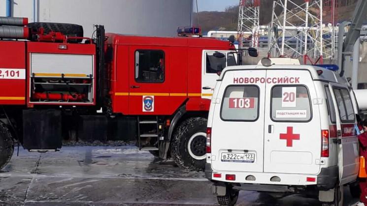 У Новоросійську помер один з постраждали…