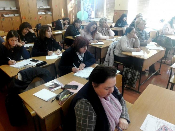 На Одещині російськомовні вчителі початк…