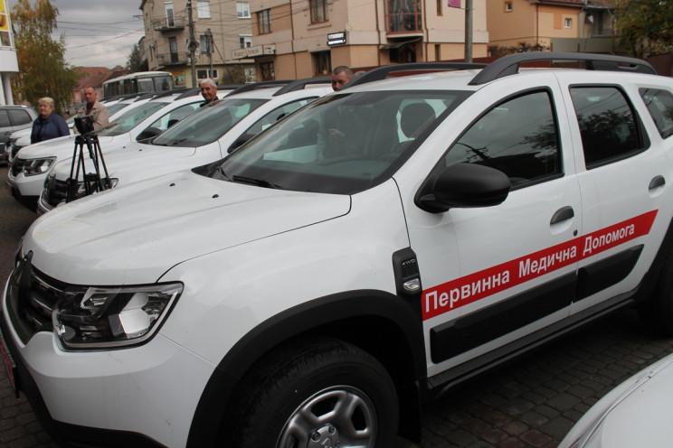 Сільські амбулаторії Мукачівщини отримал…