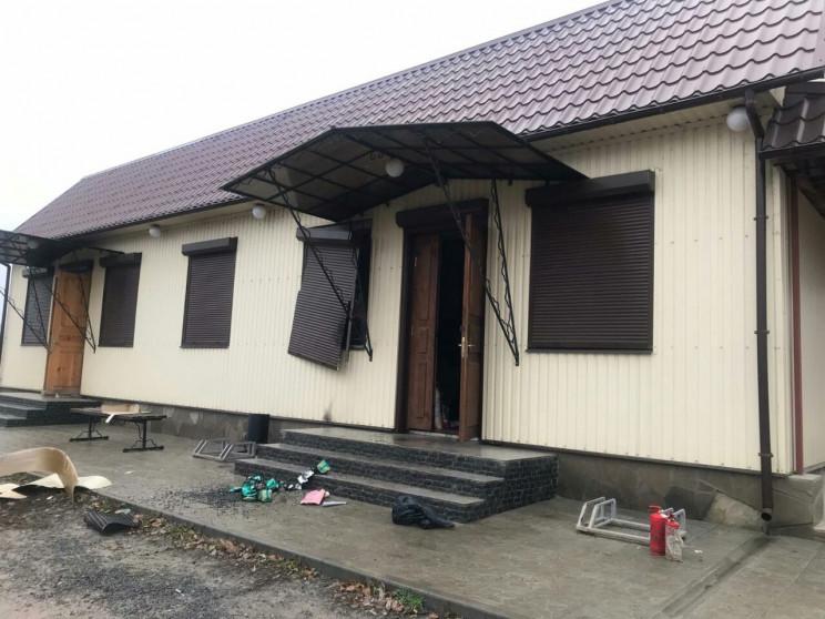 На Харківщині в магазині спалахнула поже…