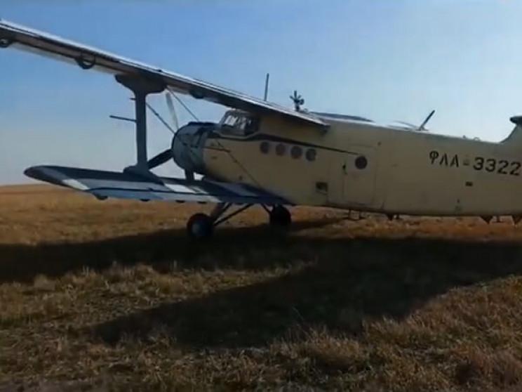 На Кубані сталася аварійна посадка літка…
