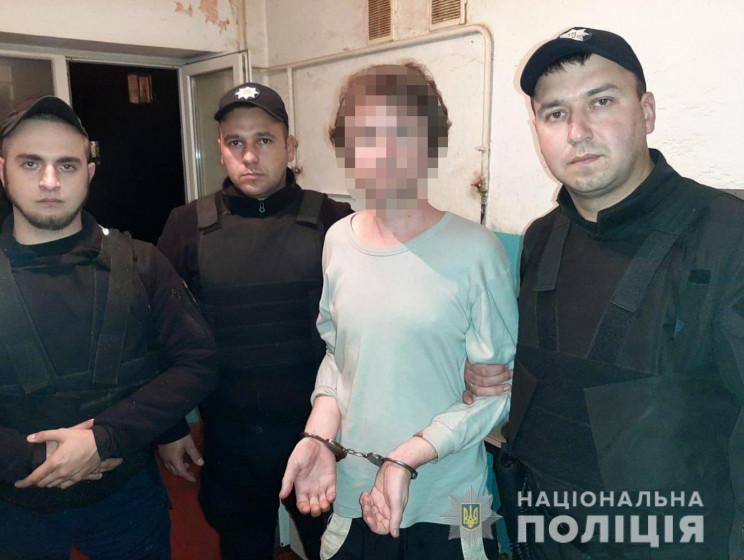 Глухонімий житель Чорноморська вбив друж…
