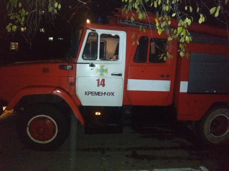 Пожежа на Полтавщині: Рятувальники витяг…