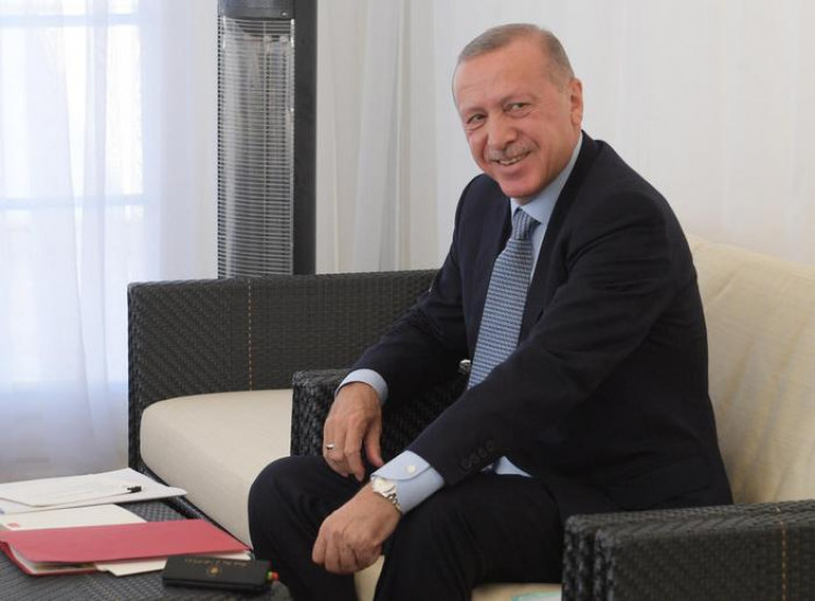 Ердоган сказав, коли турецькі військовик…