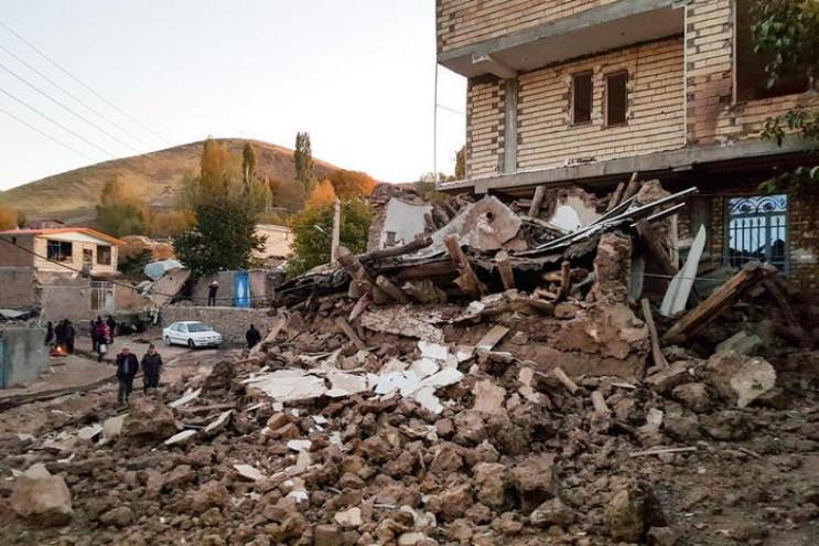 В Ірані зросла кількість постраждалих вн…