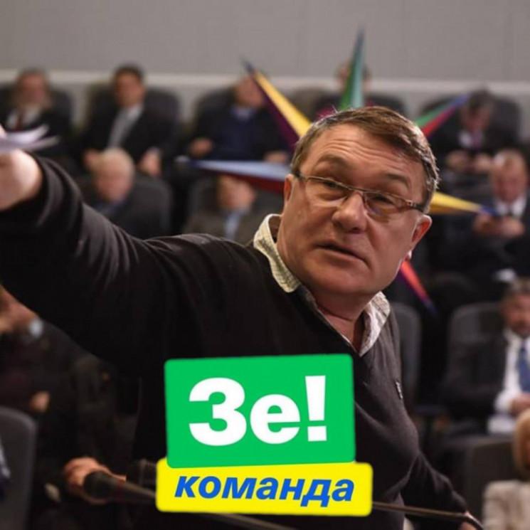 """Режисер """"Слуги народу"""" з Росії: Хто таки…"""