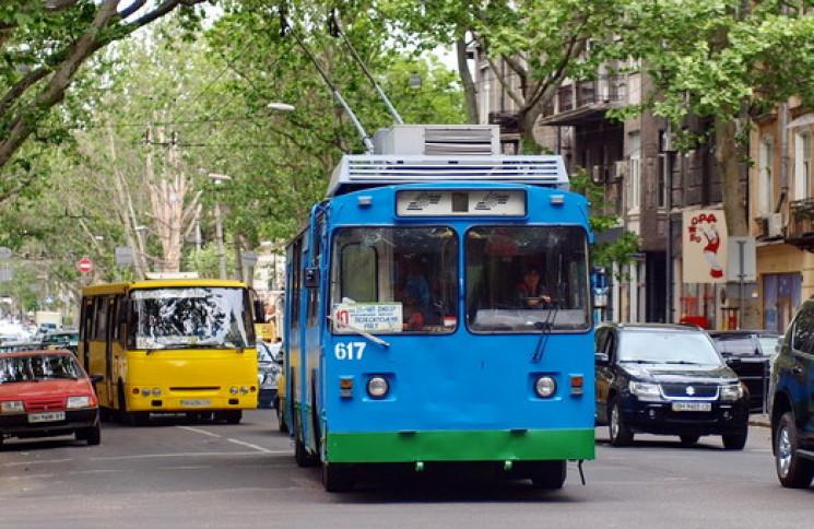 В Одесі з'являться смуги для громадськог…