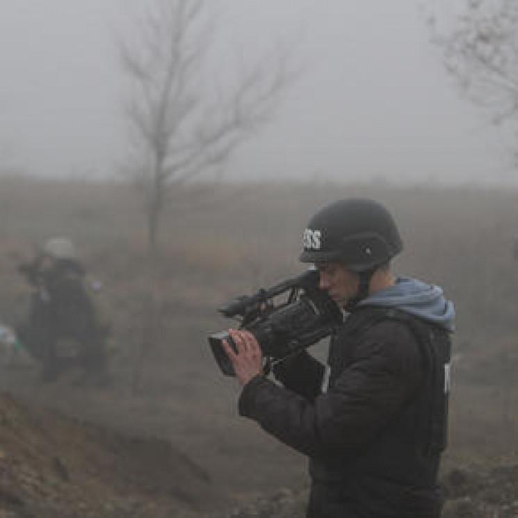 Российские СМИ опровергли обстрел на Дон…