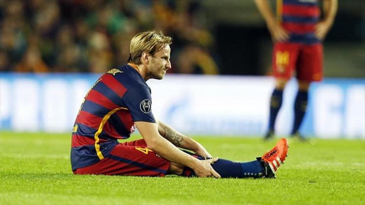 """Лідер """"Барселони"""" отримав травму на трен…"""