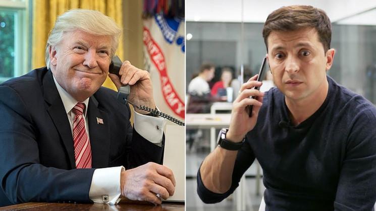 Трамп обіцяє оприлюднити стенограму перш…