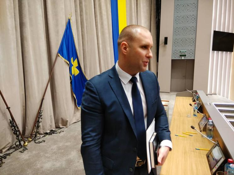 Голова Полтавської ОДА Синєгубов розпові…