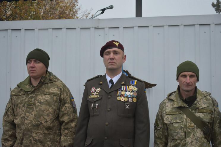 Пораненого комбрига 128-ї бригади достав…