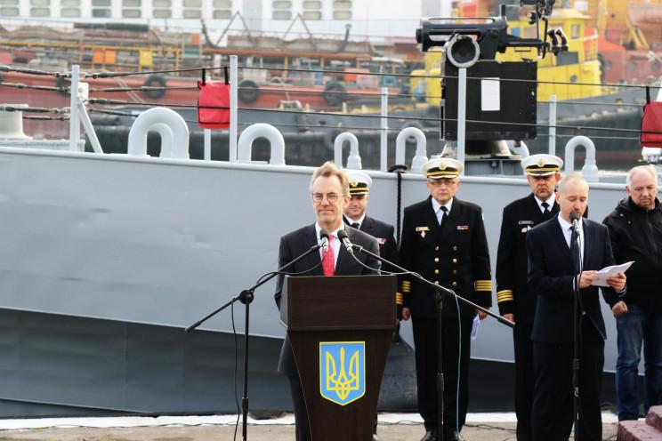 Украина получит от США еще три патрульны…