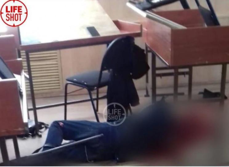 На Росії студент розстріляв коледж: Є же…