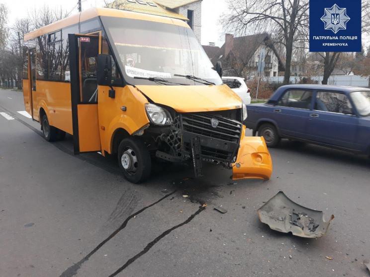 ДТП на Полтавщині: У Кременчуці зіткнули…