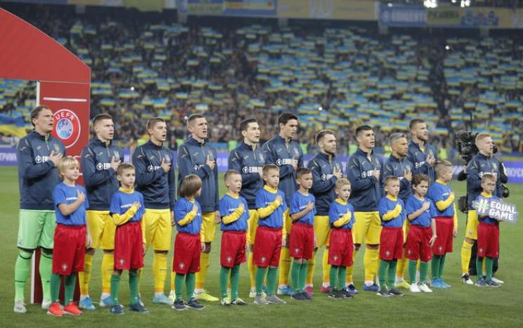 З'явилась заявка збірної України на матч…