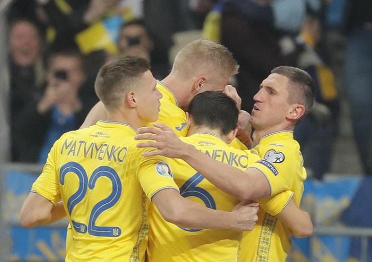 Збірна України обіграла Естонію у компен…